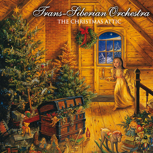 The Christmas Attic de Trans-Siberian Orchestra
