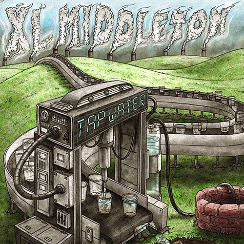 Tap Water by Xl Middleton
