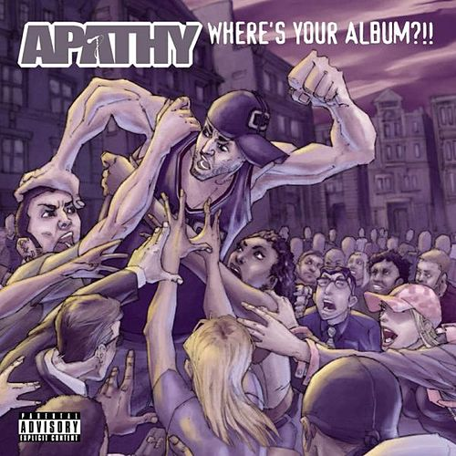 Where's Your Album?!! von Apathy