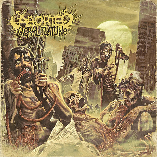 Global Flatline (Bonus Track Version) de Aborted