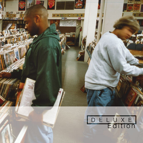 Endtroducing (Deluxe Edition) de DJ Shadow