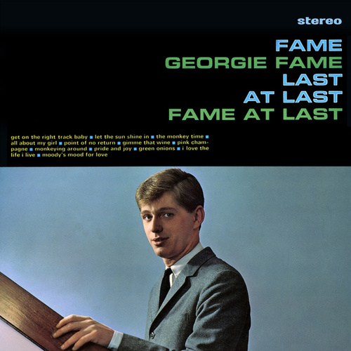 Fame At Last von Georgie Fame