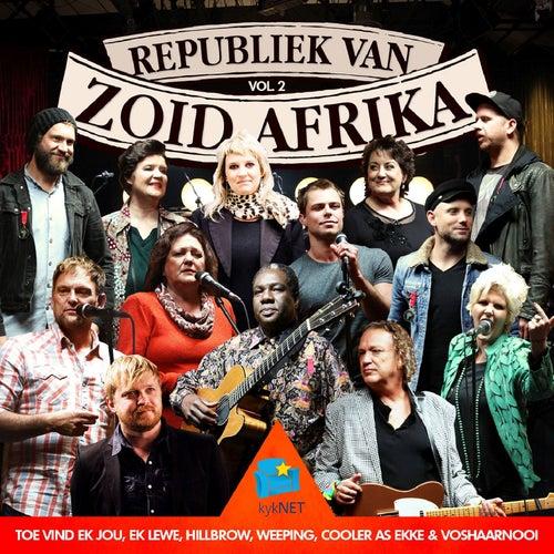 Republiek Van Zoid Afrika, Vol. 2 de Karen Zoid