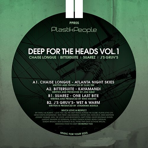 Deep For The Heads, Vol. 1 - Single de Various Artists
