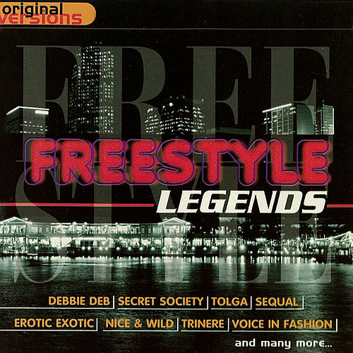 Freestyle Legends, Vol. 1 de Various Artists