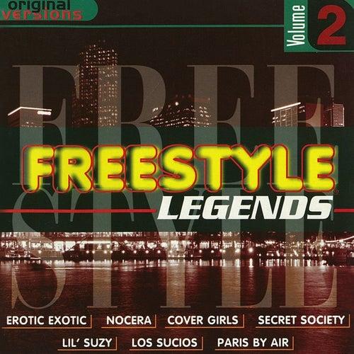 Freestyle Legends, Vol. 2 von Various Artists
