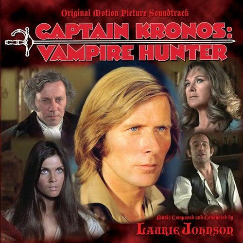Captain Kronos: Vampire Hunter de Laurie Johnson