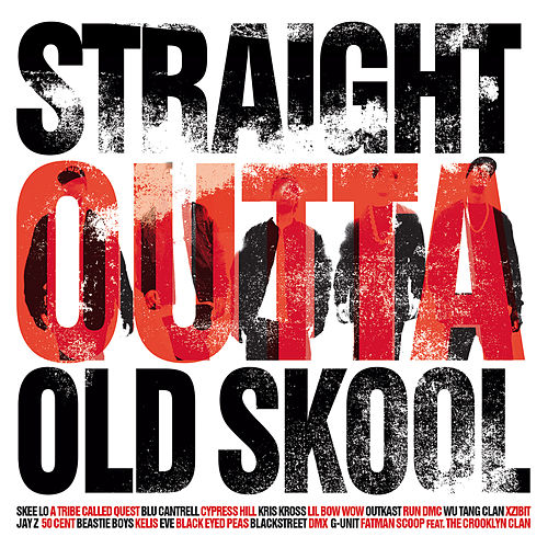 Straight Outta Old Skool de Various Artists