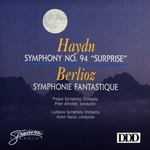 Haydn:'Surprise Symphony', Berlioz : Symphonie Fantastique by Prague Symphony Orchestra