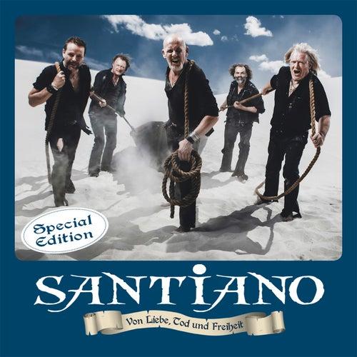 Von Liebe, Tod und Freiheit (Special Edition) von Santiano
