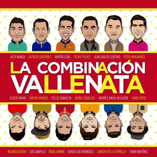 La Combinación Vallenta 2015 / 2016 von Various Artists