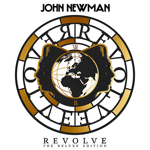 Revolve (The Deluxe Edition) by John Newman