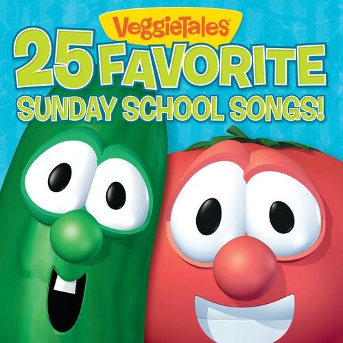 25 Favorite Sunday School Songs! by VeggieTales