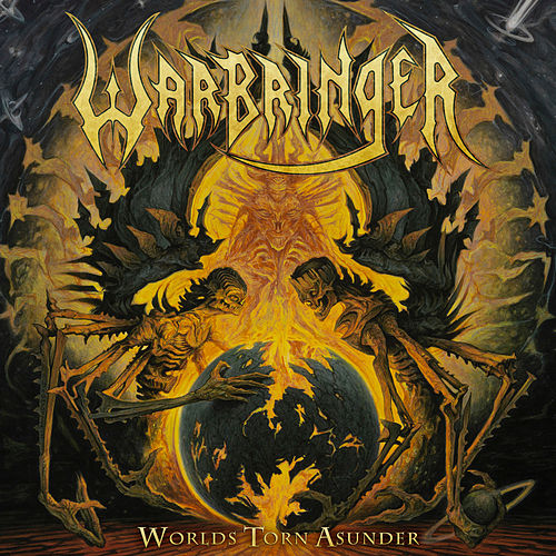 Worlds Torn Asunder by Warbringer
