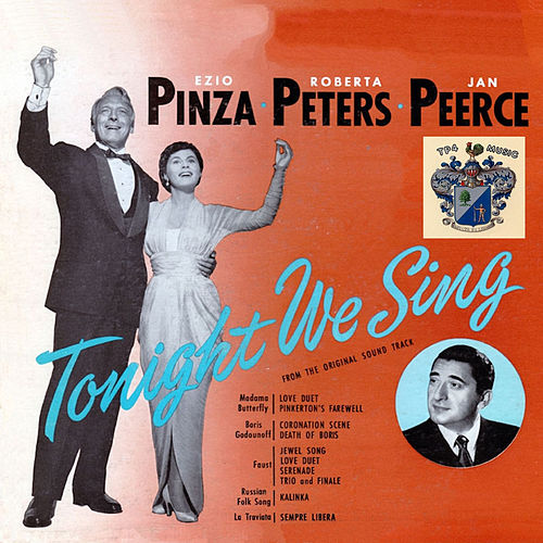 Tonight We Sing de Ezio Pinza
