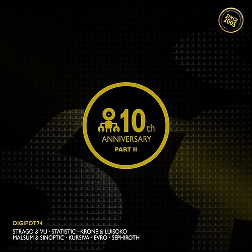 Melting Pot 10th Anniversary, Pt. II di Various Artists