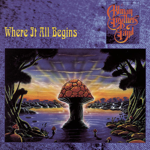 Where It All Begins de The Allman Brothers Band
