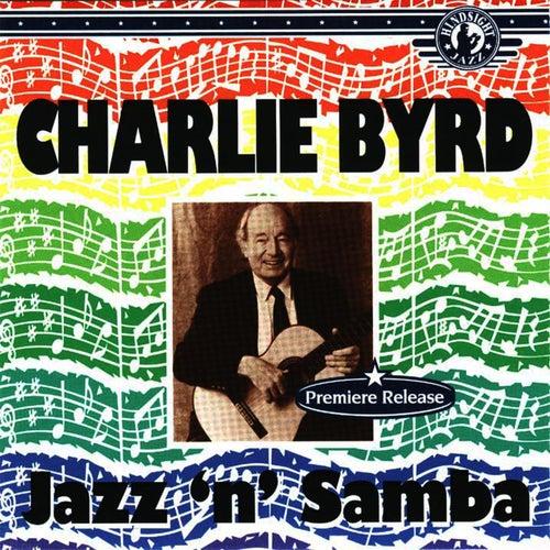 Jazz 'n' Samba von Charlie Byrd