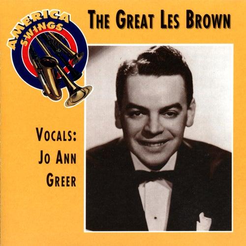 The Great Les Brown von Jo Ann Greer
