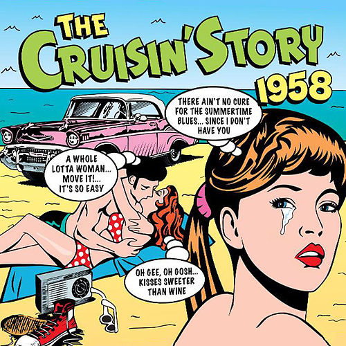 The Cruisin Story 1958 by Various Artists