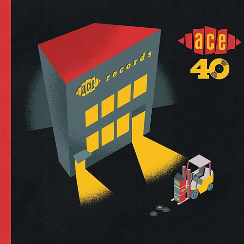 Ace Records 40th Anniversary de Various Artists