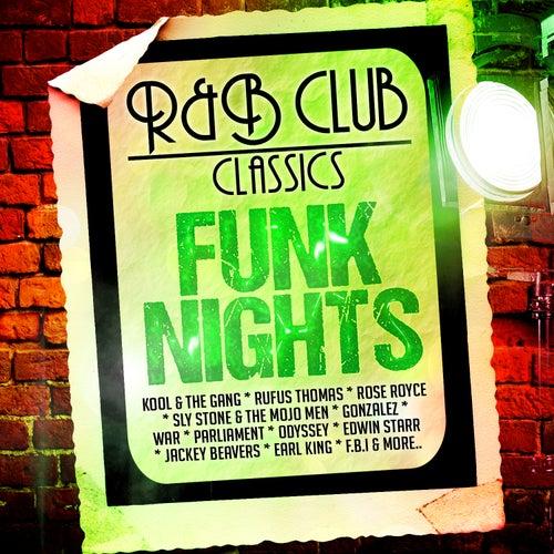 Funk Nights de Various Artists