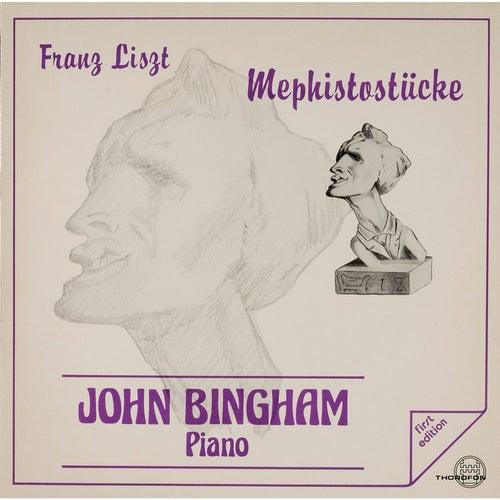 Liszt: Mephistostücke de John Bingham