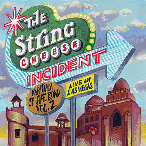 Rhythm of the Road: Volume 2, Live in Las Vegas de The String Cheese Incident