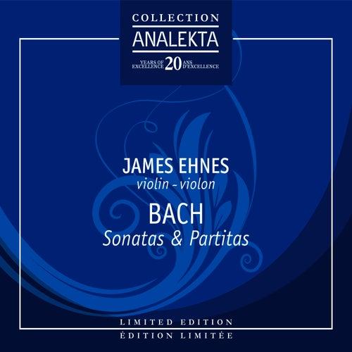 Bach: The Six Sonatas & Partitas for Solo Violin de Johann Sebastian Bach