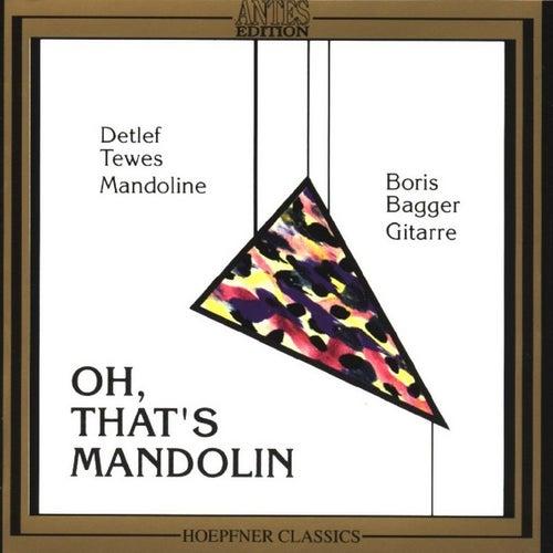 Oh, That's Mandoline von Boris Björn Bagger