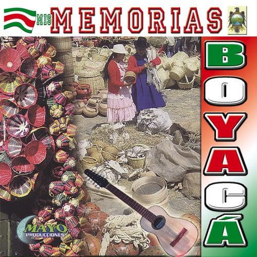Mis Memorias Boyaca de Cuerdas Colombianas