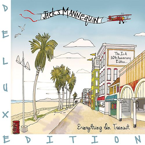 Everything In Transit (10th Anniversary Edition) de Jack's Mannequin