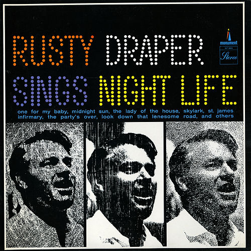 Sings Night Life de Rusty Draper