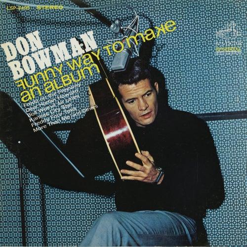 Funny Way to Make an Album von Don Bowman