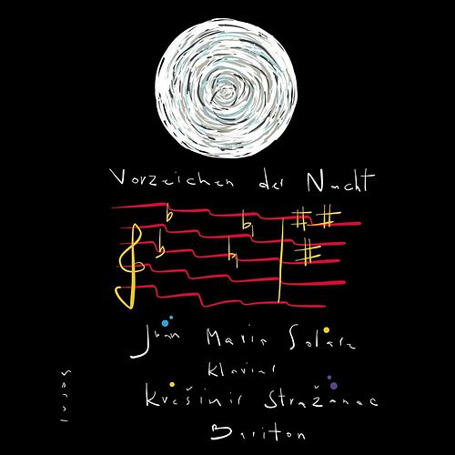 Vorzeichen der Nacht von Juan María Solare