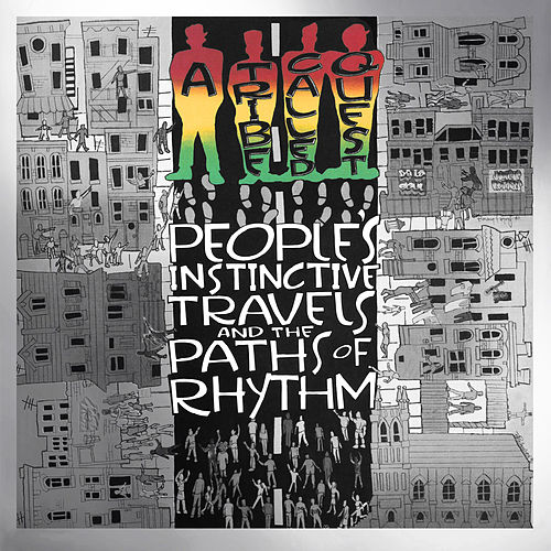 People's Instinctive Travels and the Paths of Rhythm (25th Anniversary Edition) de A Tribe Called Quest