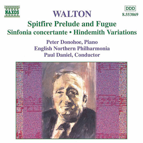 Spitfire Prelude and Fugue / Sinfonia concertante by Sir William Walton