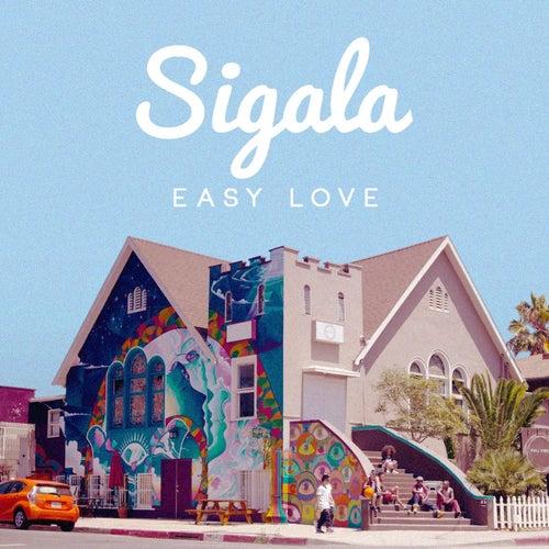 Easy Love (EP) de Sigala