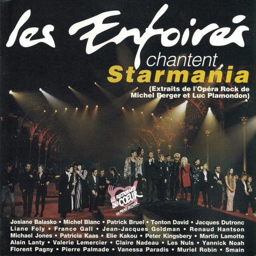 Les Enfoirés chantent Starmania (Live) de Les Enfoirés