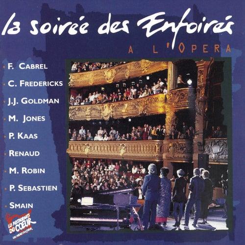 La soirée des Enfoirés à l'Opéra (Live) de Les Enfoirés