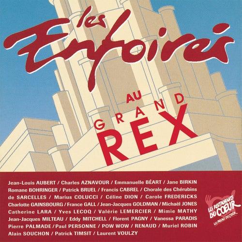 Les Enfoirés au Grand Rex (Live) de Les Enfoirés