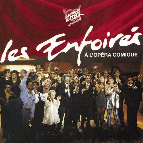 Les Enfoirés à l'Opéra Comique (Live) de Les Enfoirés