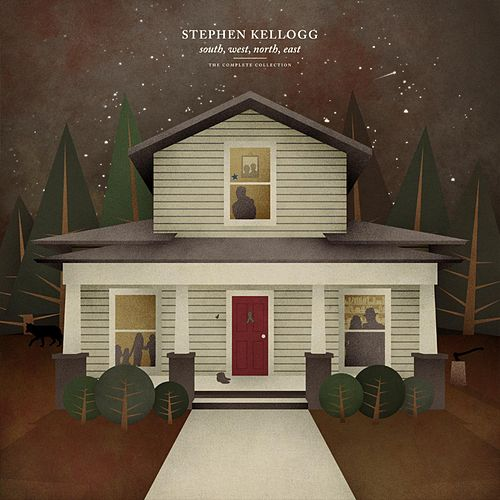 South, West, North, East by Stephen Kellogg