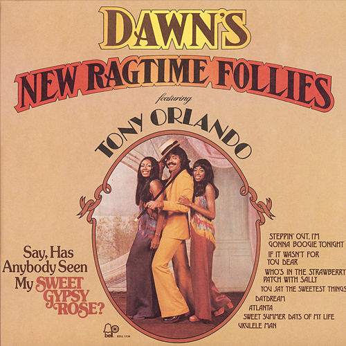 New Ragtime Follies von Tony Orlando