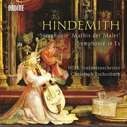 Hindemith: Symphony 'Mathis der Maler' & Symphony in E-Flat Major by NDR-Sinfonieorchester