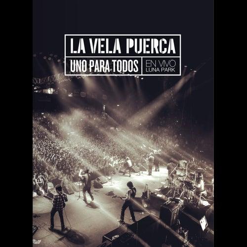 Uno para Todos (En Vivo en el Luna Park) de La Vela Puerca