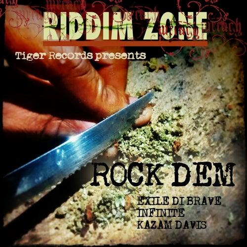 Riddim Zone Rock Dem von Various Artists