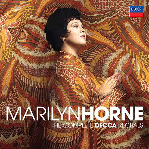 Marilyn Horne: The Complete Decca Recitals von Marilyn Horne