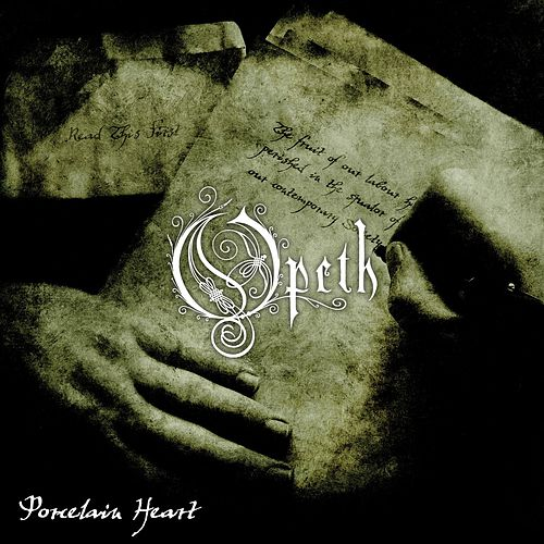 Porcelain Heart by Opeth