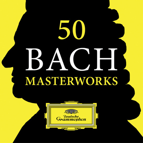 50 Bach Masterworks de Various Artists